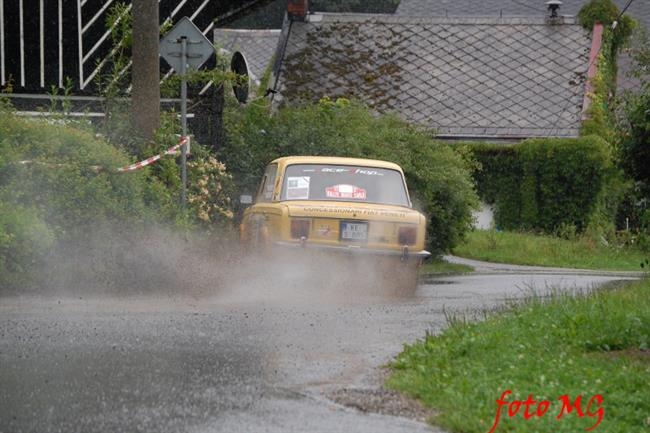 Historic Show Rally Bohemia 2011,foto MG