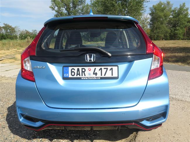 Honda Jazz 1,5 Dynamic