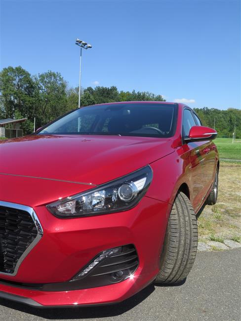 Test Hyundae i30 Fastback 1,0 Turbo