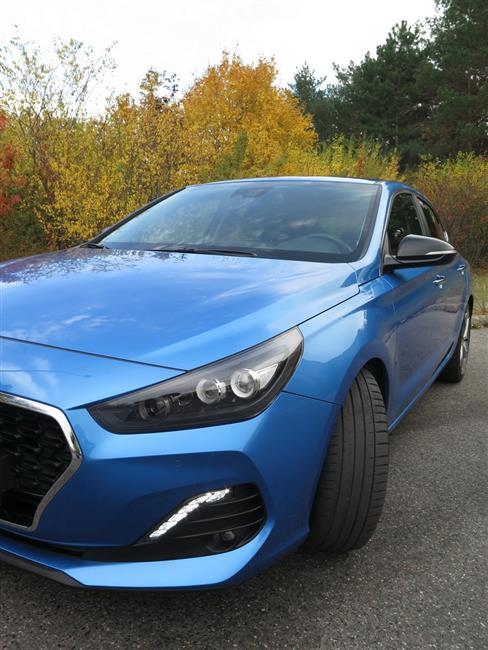 Test Hyundae i30 Fastback 1,4 Turbo automat